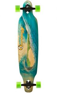 sector 9 blue wave longboard